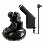 Cansonic Camera Windshield Mount + Car Charger