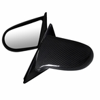 Carbon Fiber Sport Mirrors (Manual)