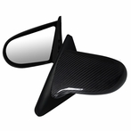 Carbon Fiber Sport Side Mirrors (Manual)