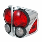 Chrome 3D Tail Lights