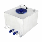 Chrome 5 Gallon Fuel Cell Tank