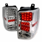 Chrome Altezza LED Tail Lights