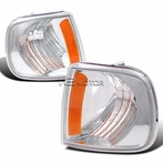 Chrome Corner Lights
