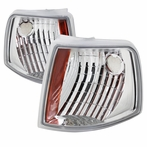 Chrome Euro Corner Lights