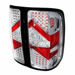 Chrome Euro LED Altezza Tail Lights