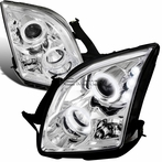 Chrome Haloe Projector Headlights