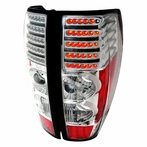 Chrome LED Altezza Tail Lights