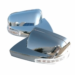 Chrome LED Side Mirrors