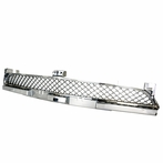 Chrome Lower Mesh Grille