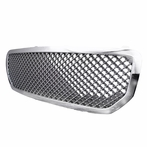 Chrome Mesh Grille