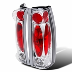 Chrome OEM Style Altezza Tail Lights