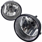 Chrome OEM Style Fog Lights