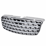 Chrome OEM-Style Grille