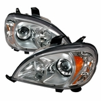 Chrome Projector Headlights