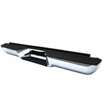 Chrome Rear Bumper Step