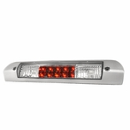 Chrome/Silver LED 3rd Brake Lights