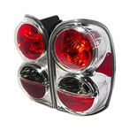 Chrome Tail Lights