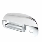 Chrome Tailgate Door Handle Cover