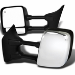 Chrome Towing Mirrors (Power)