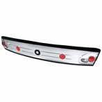 Chrome Trunk Tail Lights
