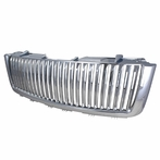 Chrome Vertical Billet Grille