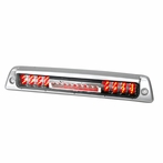 Clear 3rd LED Brake Lights