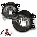 Clear Bumper Fog Lights
