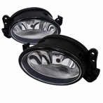 Clear Euro Fog Lights