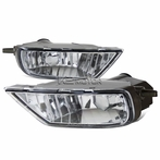 Clear Fog Lights Kit