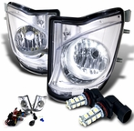 Clear LED Fog Lights