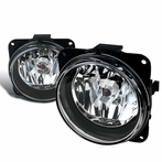 Clear OEM Style Fog Lights Kit