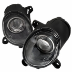 Clear OEM Style Projector Fog Lights