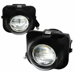 Clear Projector Fog Lights