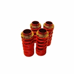 Coilover Springs High Low Kit Color (Red)