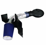 Cold Air Intake with Blue Filter + Heat Shield (5.2L 5.9L V8)
