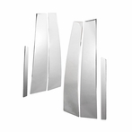 Door Pillar Trim (Chrome)