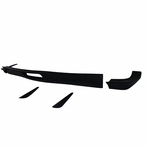 Eleanor Style 5pc Spoiler Wing (PU)