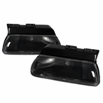Euro Parking Lights (Black)