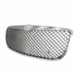 Front Mesh Grille (Chrome)