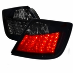 Glossy Black LED Tail Lights