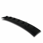 Glossy Black Roof Spoiler (ABS)