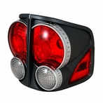 Gunmetal 3D Tail Lights