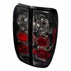 Gunmetal Altezza Tail Lights