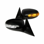 LED Euro Fold Mirrors (Power)