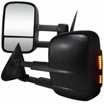 LED Towing Mirrors - Manual (Manual)