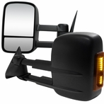 LED Towing Mirrors (Manual)