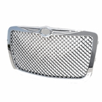 Mesh Grille (Chrome)