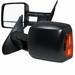 Power Towing Mirror with Signal & Heat Function (Black)