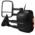 Power Towing Mirrors with LED Turn Signals