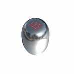 Pre - Threaded Shift Gear Knob (Chrome)